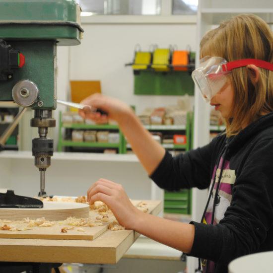 Interkulturelle Holzwerkstatt