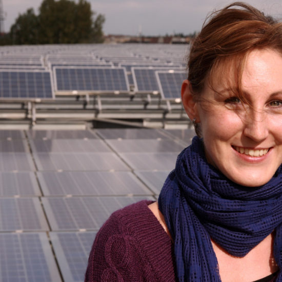 Wanderausstellung: Klimaschutz – spannende Berufe für Frauen