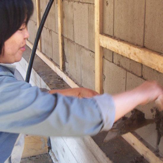 Interkultureller Lehmbau