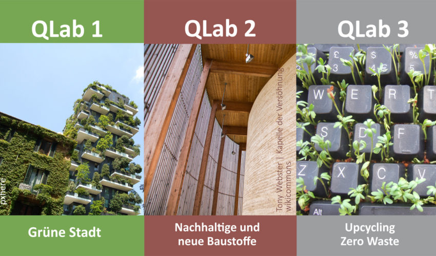 QLab |  innovativ – experimentell – nachhaltig