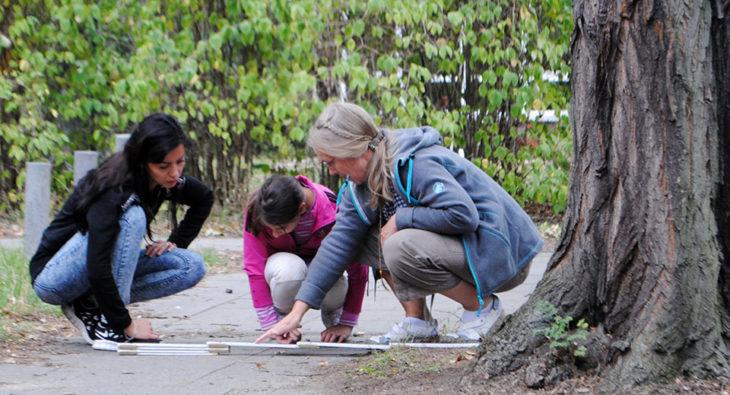 Freiraumgestaltung Mädchen Partizipation Berlin Reinickendorf