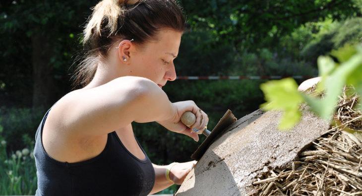 Lehmbau Berufsorientierung Workshops Berlin