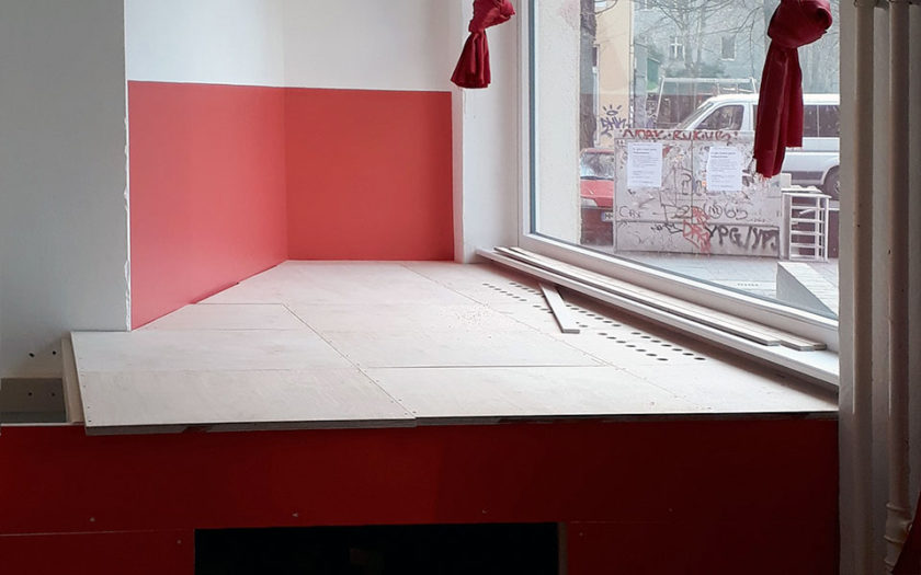 Raumgestaltung Partizipation Workshops Maedchen Berlin