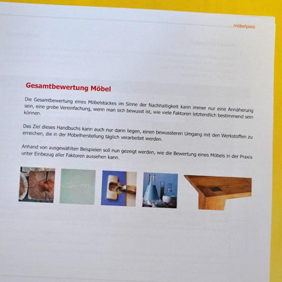 Möbelpass – ein Leitfaden zur nachhaltigen Möbelbewertung