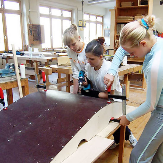girls move – Mädchenbewegungswerkstätten