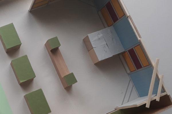 Schulhöfe begrünen Berlin Projekt Baufachfrau