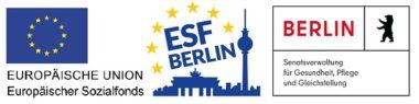 Logoleiste Förderung EU ESF SenGPGl Juli 2021