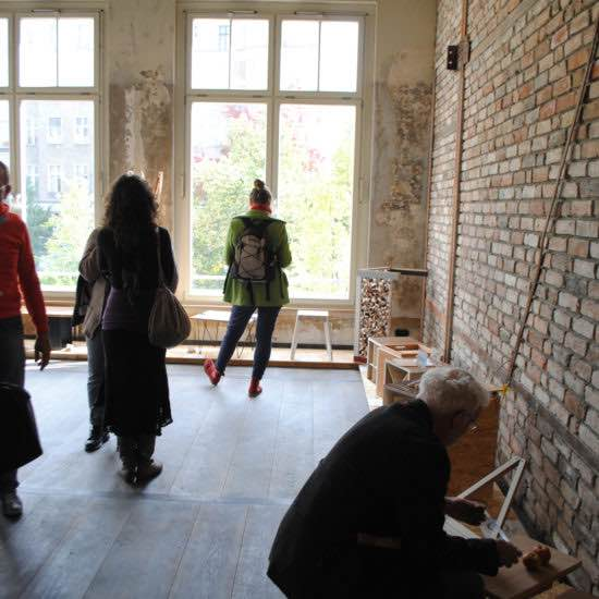 """Ausstellung: """"Making Use of Re-use"""""""